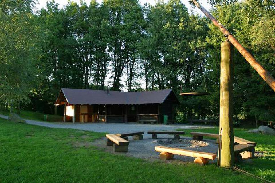 Grillhütte Abtsteinach