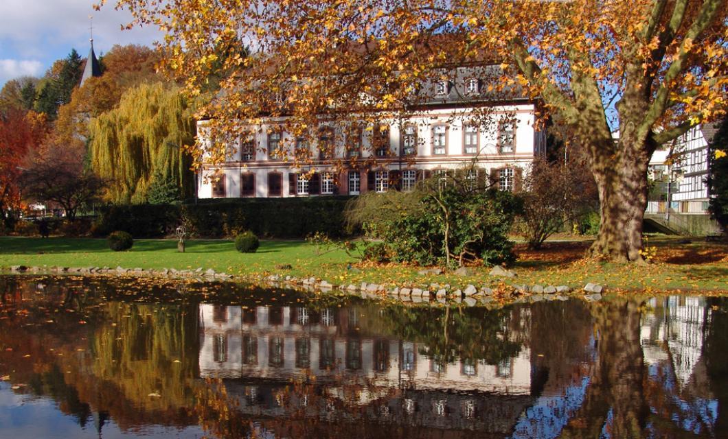 Birkenau Schloss