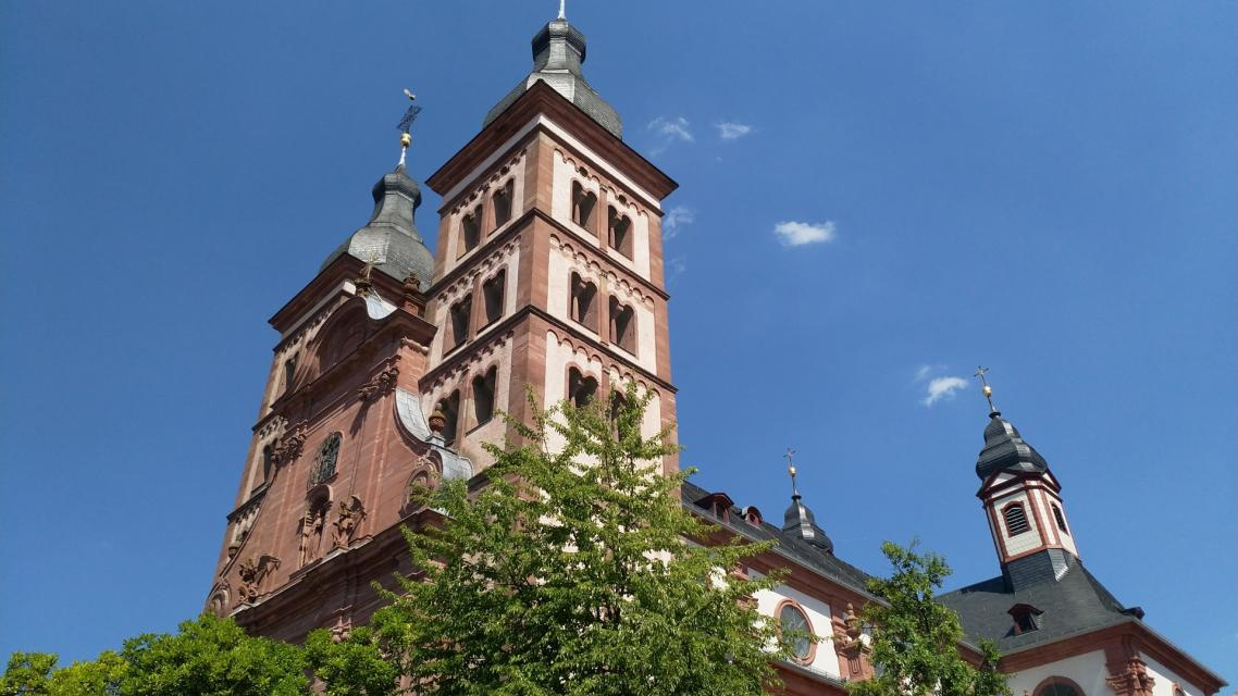 Abteikirche Amorbach