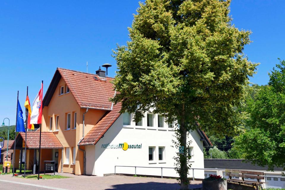 Rathaus Mossautal