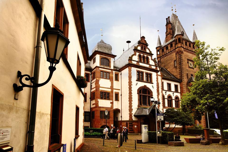 Historische Altstadt Weinheim
