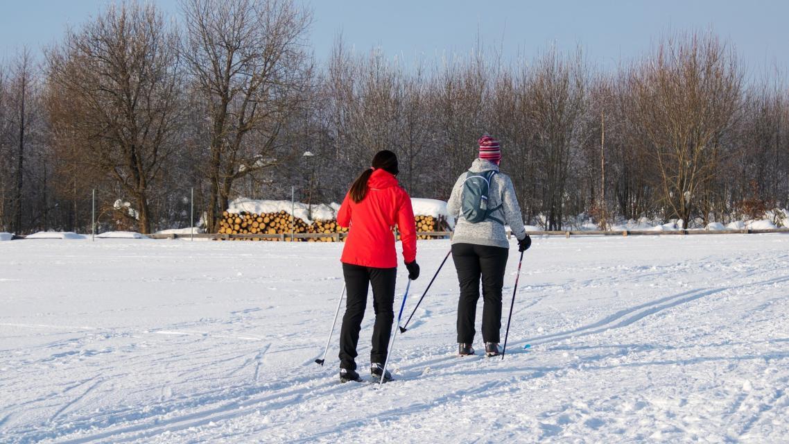 Skilanglauf im Odenwald