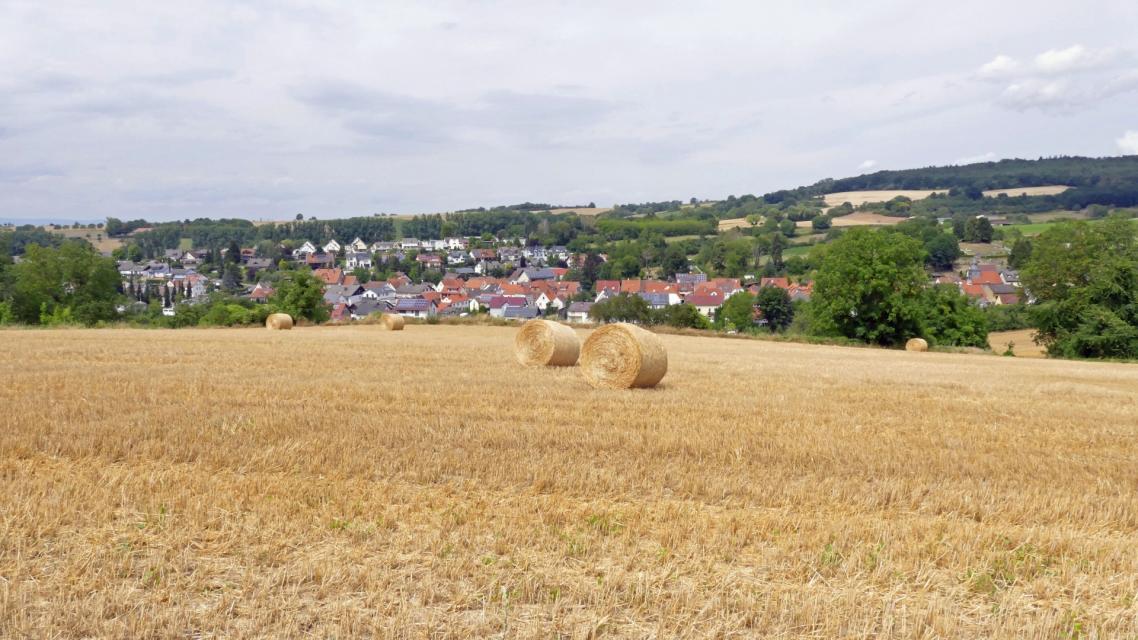 Blick auf Raibach