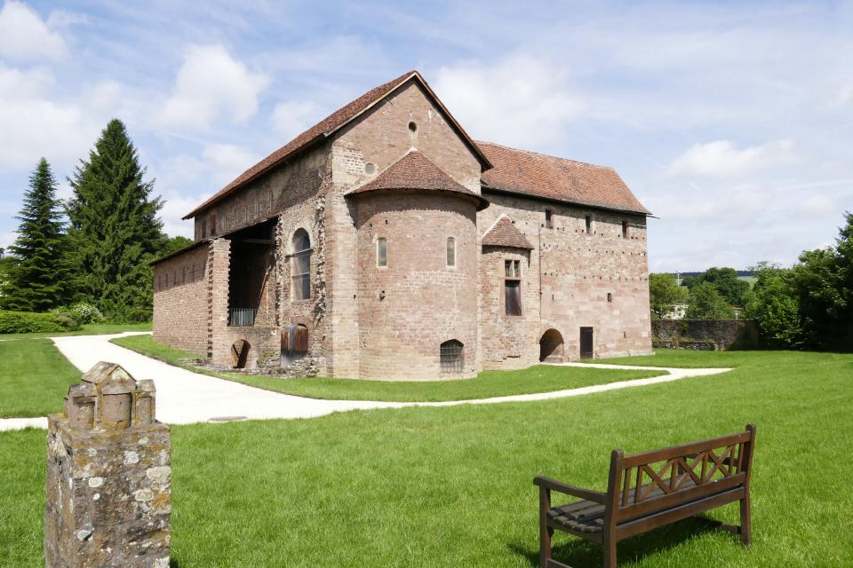 Einhardbasilika Michelstadt