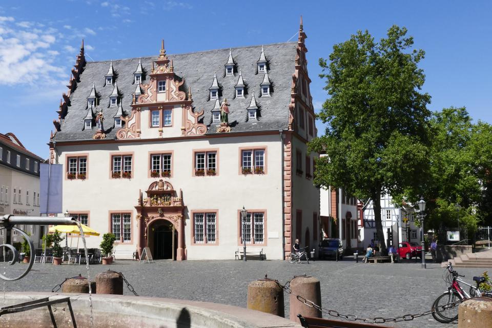 Marktplatz Gross-Umstadt
