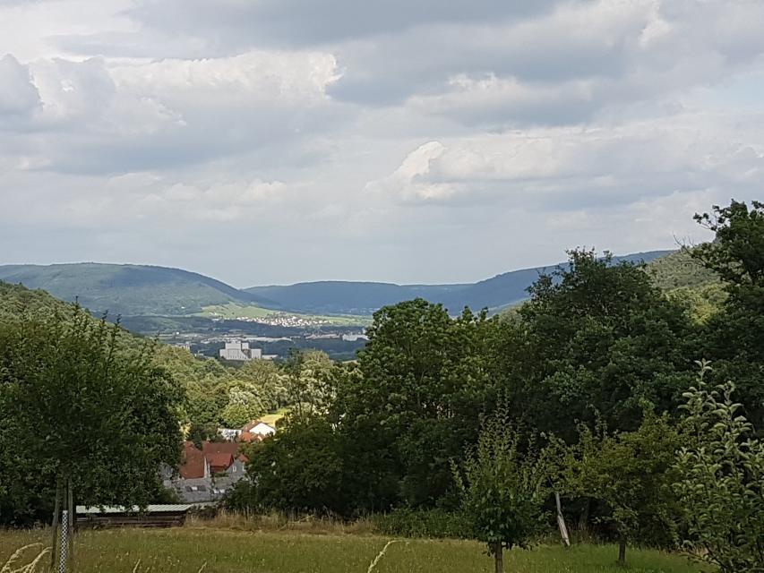 Ausblick Richtung Maintal