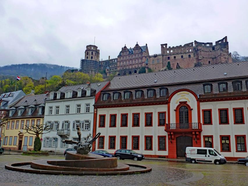 Heidelberg - Schloss und Altstadt