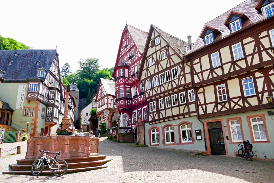 Miltenberg Marktplatz Schnatterloch