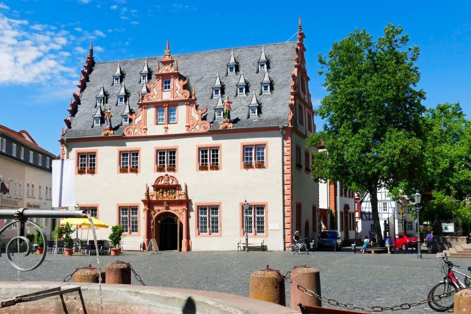 Renaissance-Rathaus Groß-Umstadt