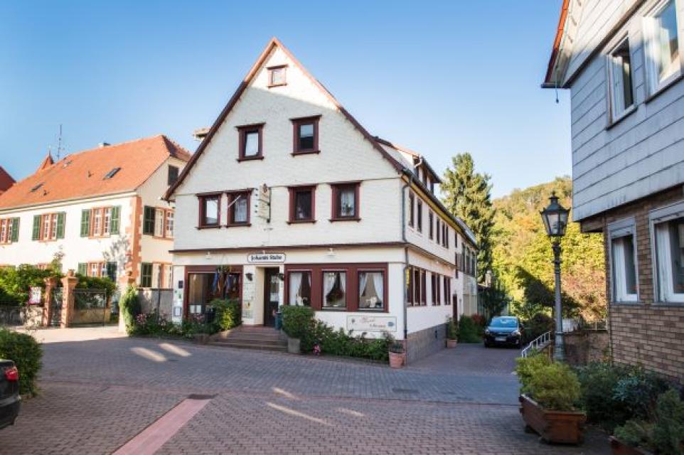 Odenwald-Gasthaus Johanns Stuben