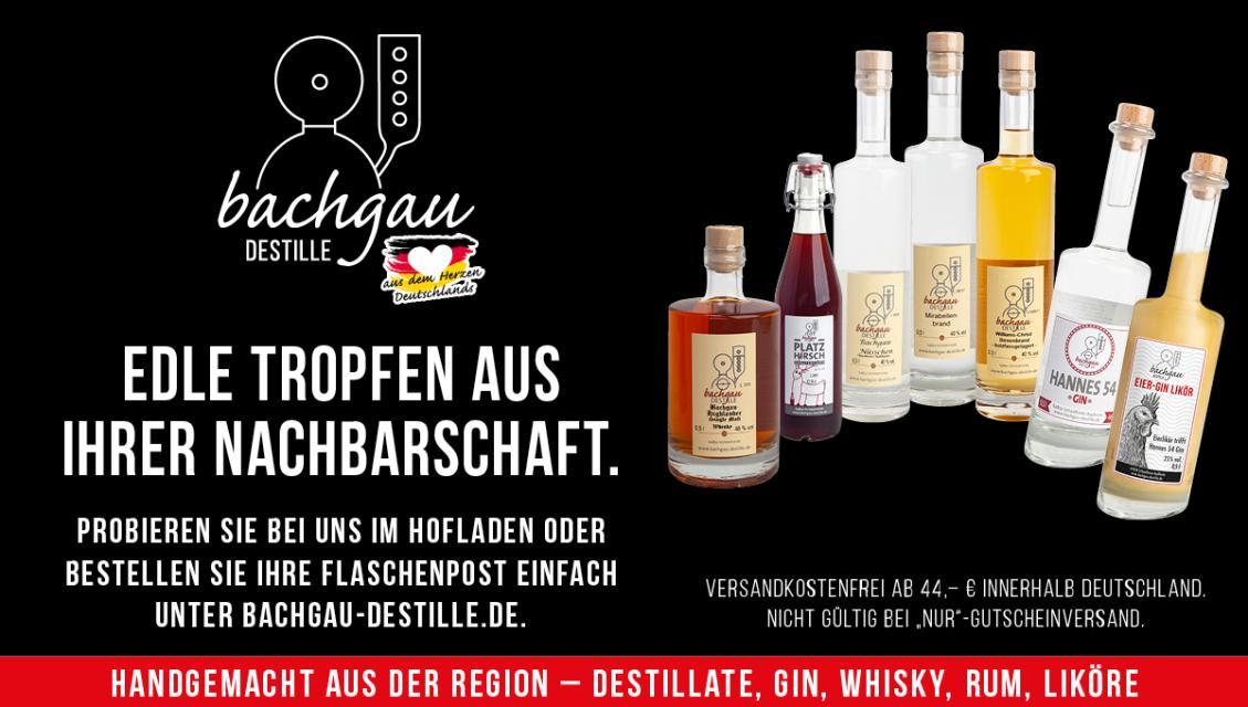Bachgau-Destille Schaafheim