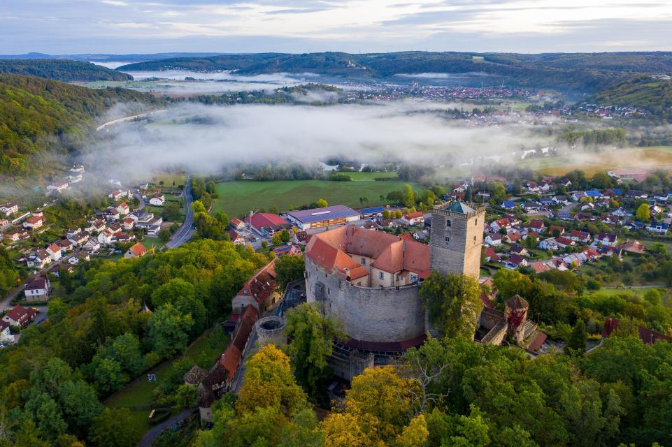 Burg Guttenberg in Haßmersheim-Neckarmühlbach
