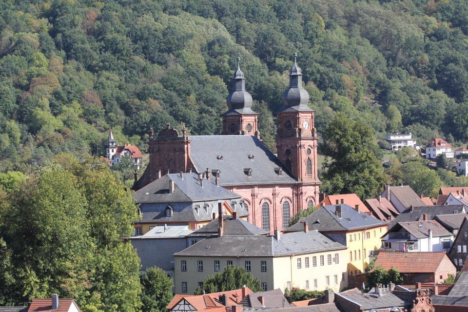 Pfarrkirche St. Gangolf außen