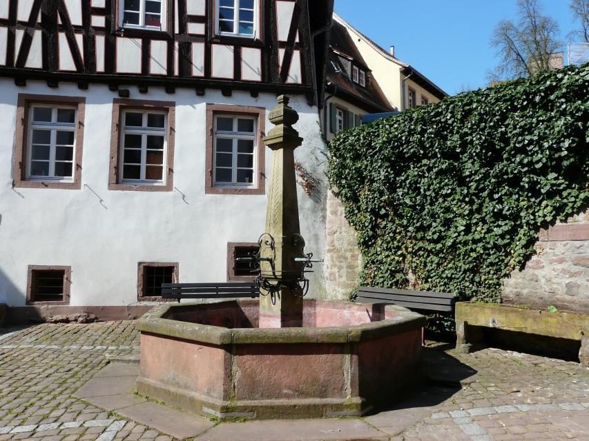 Kirchenbrunnen