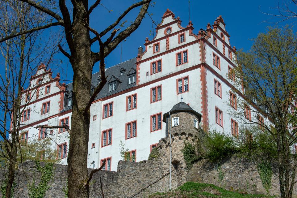 Schloss Lichtenberg, Fischbachtal