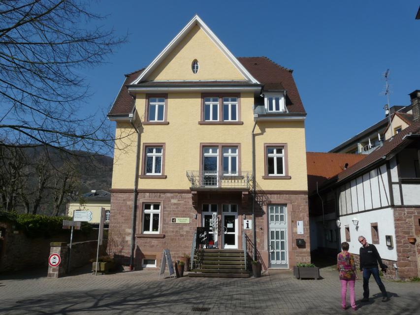 Geopark Infozentrum Neckarsteinach