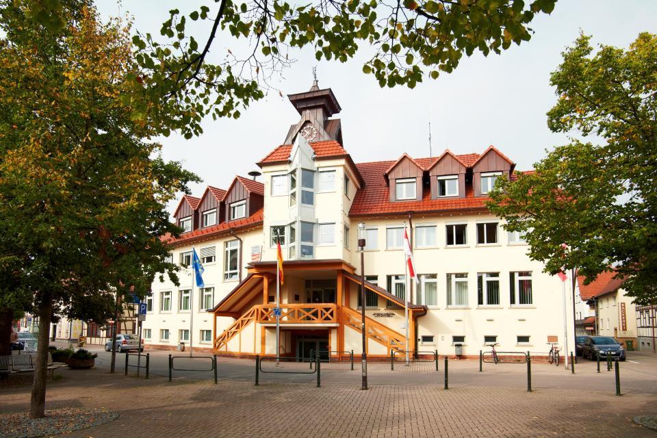 Rathaus der Gemeinde Rimbach