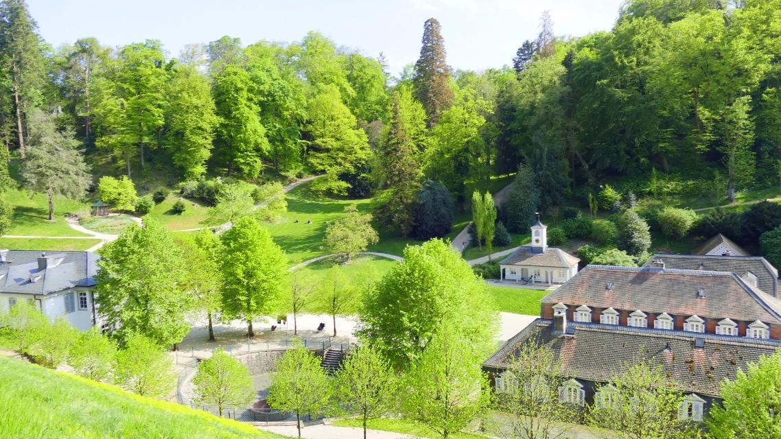 Staatspark Fürstenlager Bensheim-Auerbach