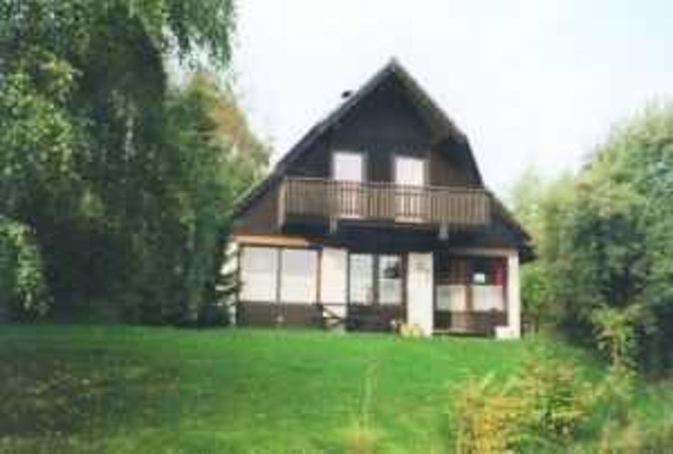 Rustikale Ferienhaus