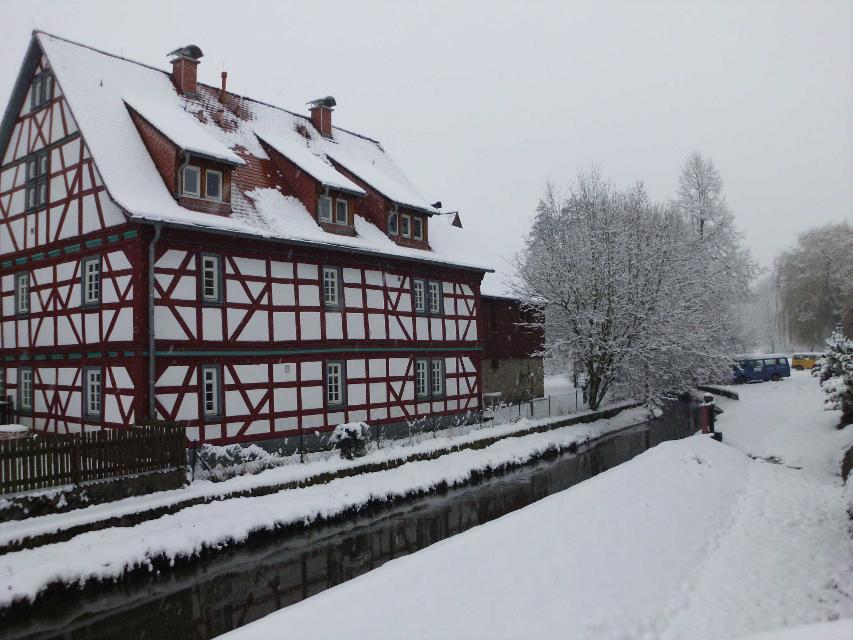 Reichelsheim im Winter