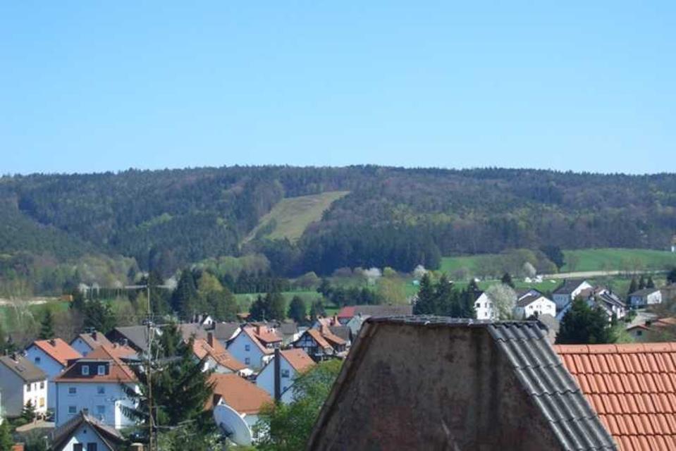 Blick über Beerfelden