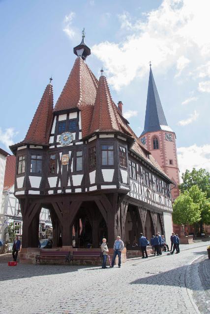 Rathaus in Michelstadt
