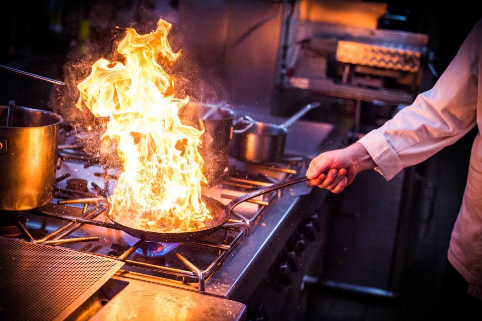 Kochen ist unsere Leidenschaft
