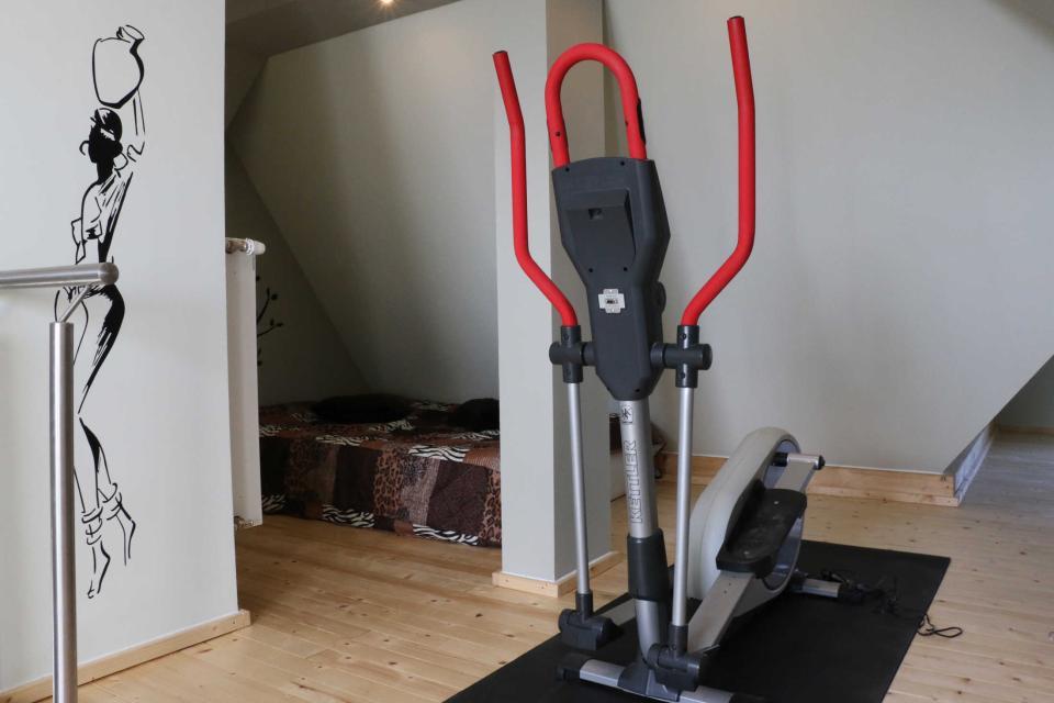 Fitness im Dachspitz