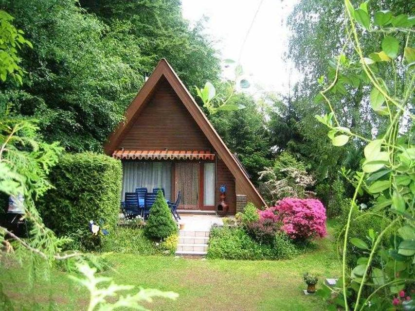 Die Finnhütte