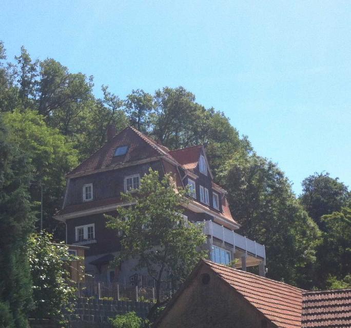 Jugendstilvilla Waldheim