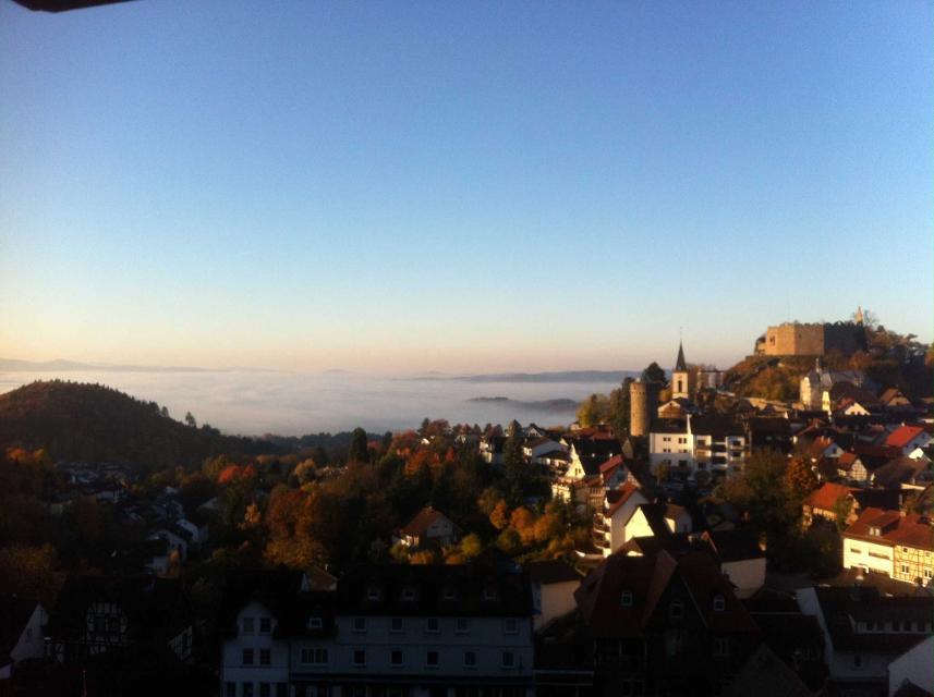 Blick auf Lindenfels