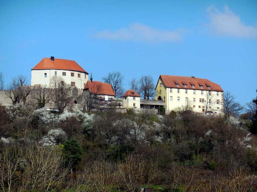 Schloss Reichenberg in Reichelsheim