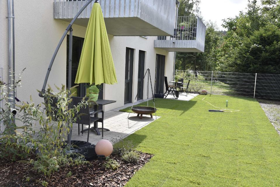 Terrasse, Balkon und Garten