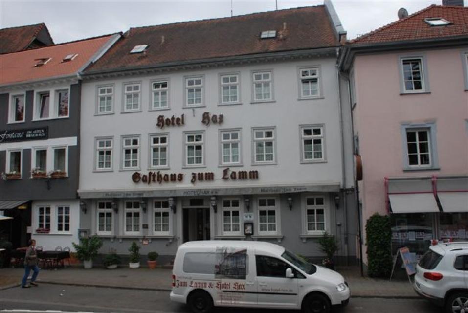 Gasthaus zum Lamm Groß-Umstadt