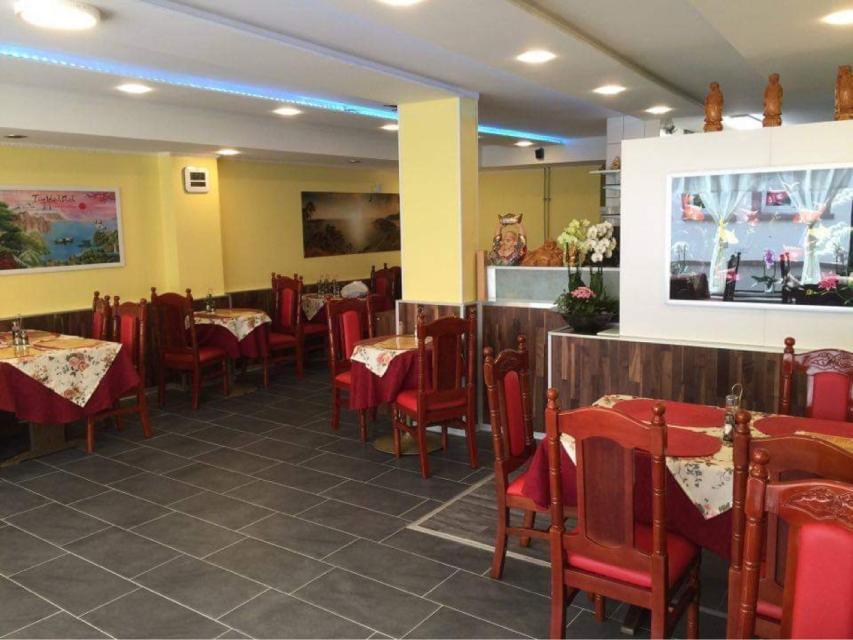Van Spezial Asia Bistro in Babenhausen