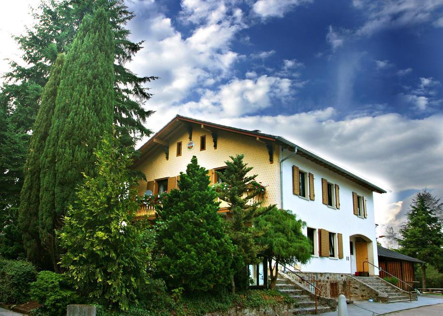 Naturfreundehaus auf der Moret in Dieburg