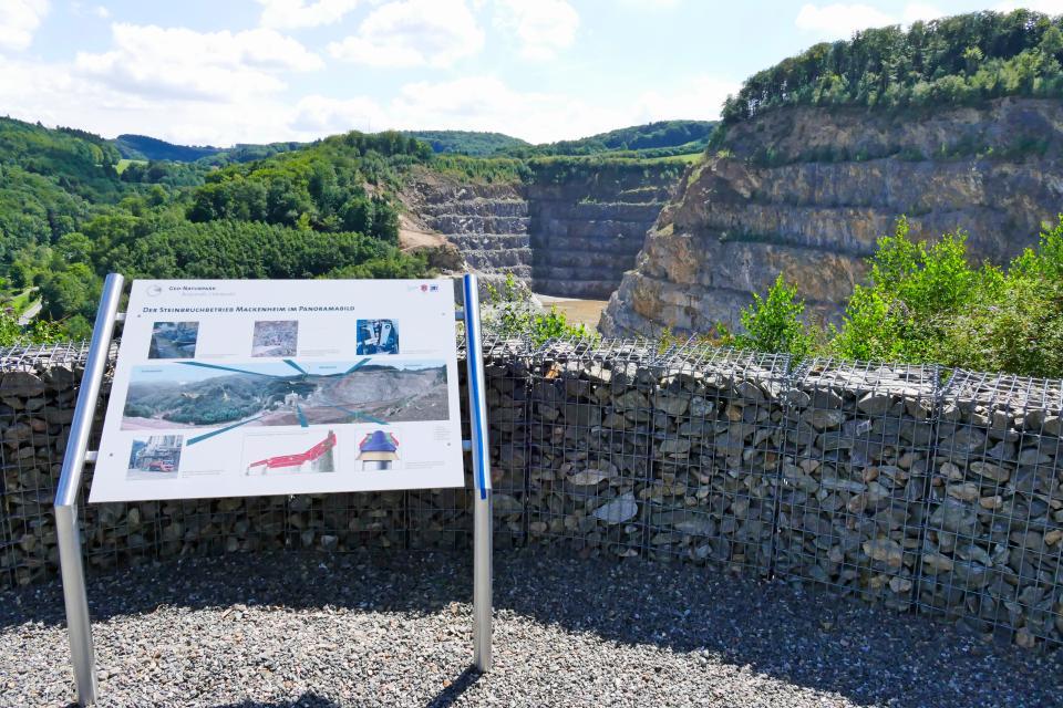 Steinbruch Mackenheim