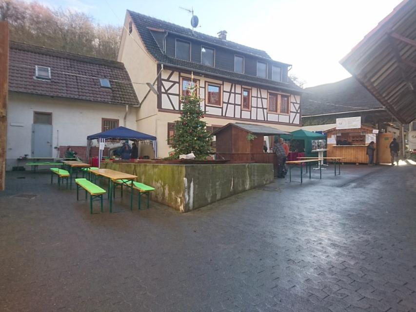 Obsthof Muth in Mühltal, Nieder-Beerbach