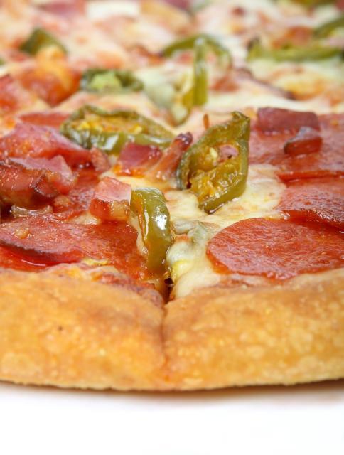 Pizza, Burger von Fooderia Alsbach in Alsbach-Hähnlein