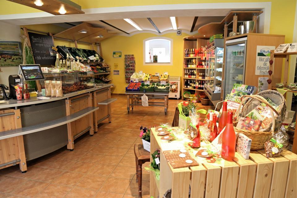 Hofladen Bauernhof Albrecht in Groß-Bieberau
