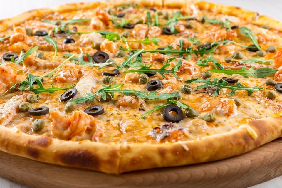 Pizzeria zum Fritz in Nieder-Beerbach, Mühltal