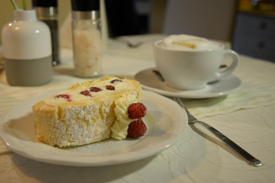 Bernie's Bistro und Café in Otzberg-Hering