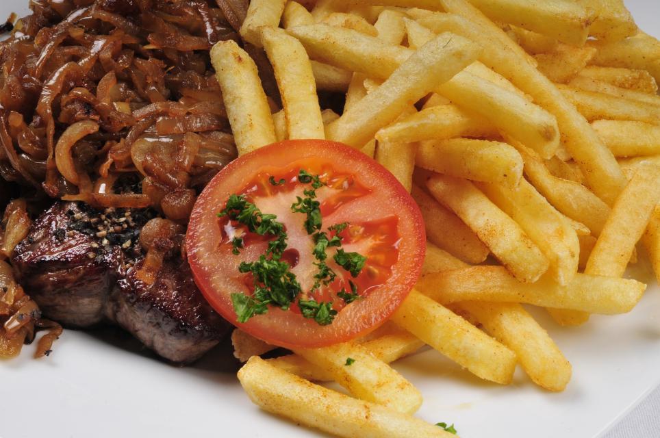 Internationale und kroatische Küche