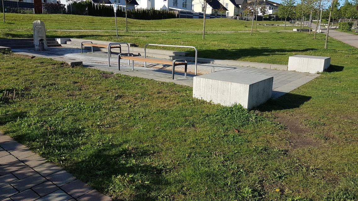 Generationenparcours im MIAG-Park in Ober-Ramstadt