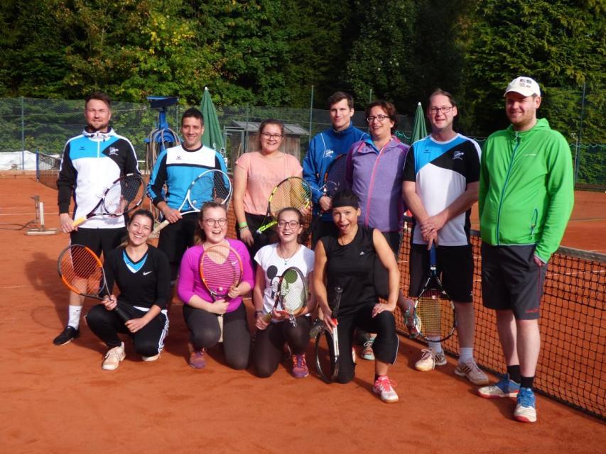 Tennis - Mixed Turnier