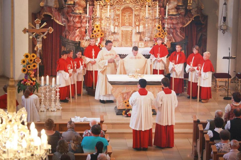 Festgottesdienst zum St. Bennofest