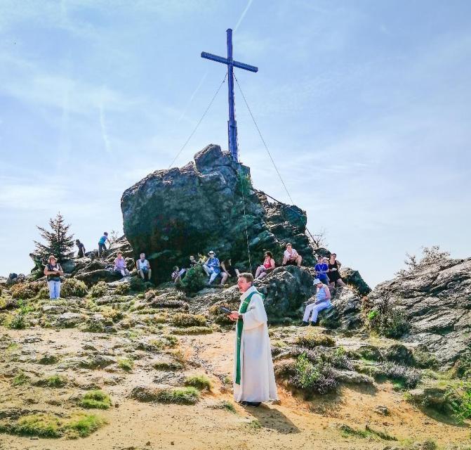 Berggottesdienst
