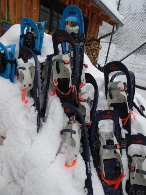 Entdecker Schneeschuhtour zum Wochenbeginn!