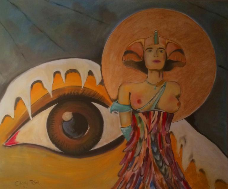Vernissage: Bodenmaiser Urgestein Charly Rödl stellt aus