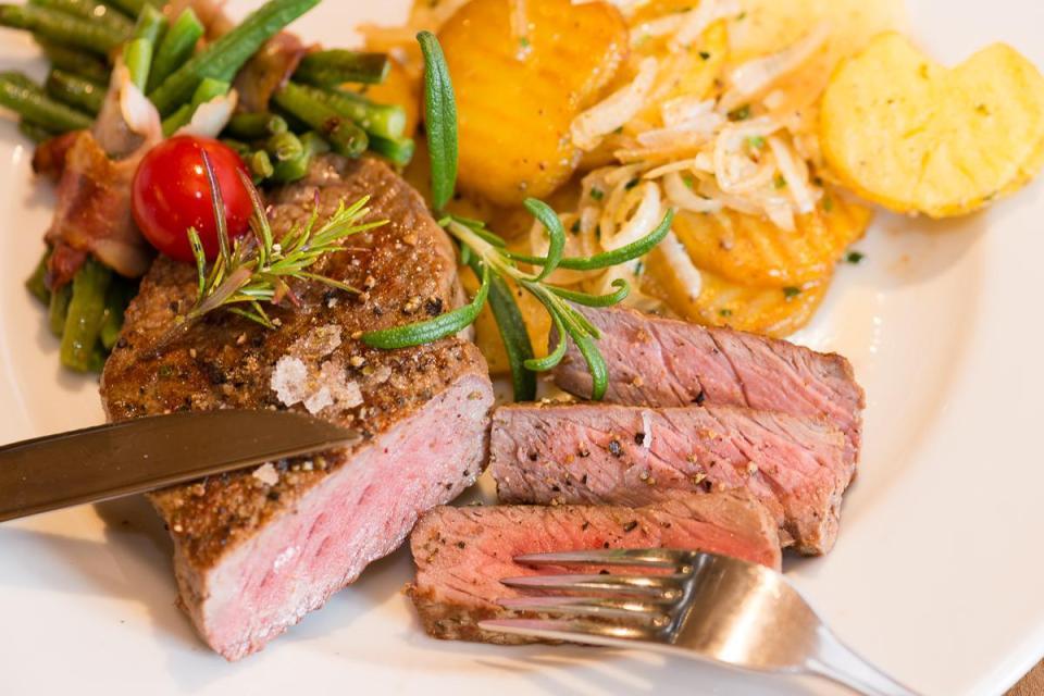 Steak Abend